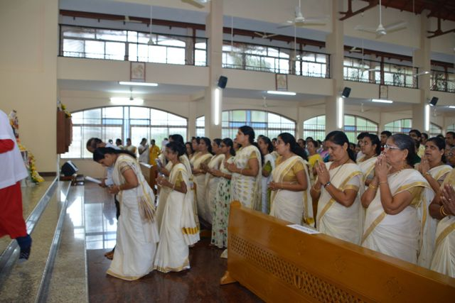 Feast of Our Lady of Mount Carmel and Vestition Ceremony